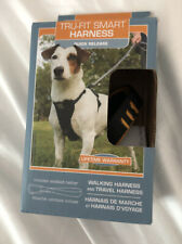 Kurgo Tru-Fit Harness- Auto & Walking Harness, Small, Dogs, Black
