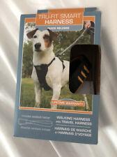 Kurgo Tru-Fit Harness- Auto & Walking Harness, Small, Dogs, Black
