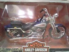 Harley Davidson 1999 FXSTS Springer Softail Maisto 1/18 Diecast Motorcycle