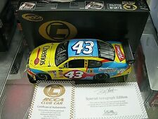 RARE!! SIGNED 2008 BOBBY LABONTE CHEERIOS RCCA CLUB CAR DODGE CHARGER PETTY 150