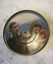 RARE PICTURE DISC 45T Prince CHARLES et DIANA