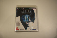 aliens alien colonial marines edition limitée ps3 ps 3 playstation 3 neuf