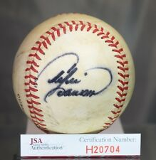 ANDRE DAWSON SIGNED JSA AUTHENTIC FEENEY NATIONAL LEAGUE BASEBALL AUTOGRAPH