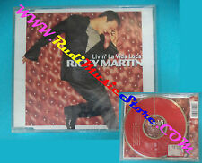 CD Singolo RICKY MARTIN Livin la vida loca 1999 COLUMBIA 667259 2 SEALED (S13)