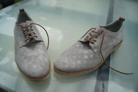 Classy Maripe Ladies Shoes Scnürschuhe Leather Luxury Gr.37, 5 Silvery Like New