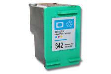 Set 3x XXL inchiostro CARTUCCE PER HP 338 Photosmart 8450xi Nero