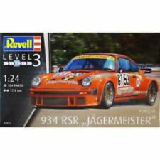"Revell REV07031 1:24th scale Porsche 934 RSR Classis ""Jagermeister"" Livery"