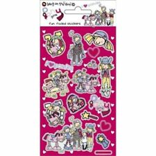 Love Foiled Scrapbooking Stickers