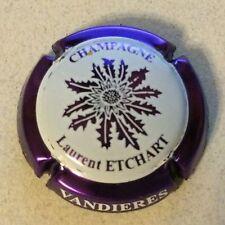 Capsule de Champagne ETCHART Laurent (21. contour violet)