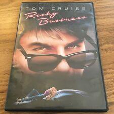 Risky Business (Dvd, 2008, Deluxe Edition) Tom Cruise, Rebecca De Mornay