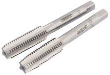 Genuine DRAPER 10mm Coarse Hand Taps Taper and Plug | 83801