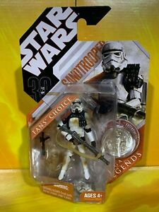 "Star Wars - 30th Anniversary - Sandtrooper V (""Dirty"" Squad Leader - body #2)"