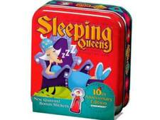 Gamewright Sleeping Queens Tin Card Game - 230T