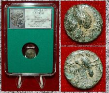 Ancient Greek Coin IONIA MILETUS Apollo And Swan on Reverse VERY RARE COIN!
