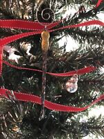 Ronald Ron Weasley's Wand Christmas Tree Ornament Harry Potter Fan Gift