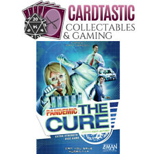 Pandemic The Cure Board Game Z-Man Games