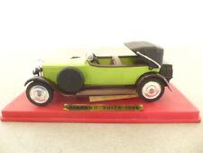 Solido Toys 1926 Hispano-Suiza H6B Limousine Vintage Car Diecast Model
