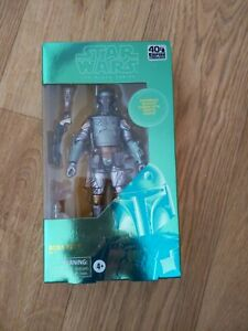 Star Wars Black Series Boba Fett Carbonised 6 Inch Action Figure Exclusive