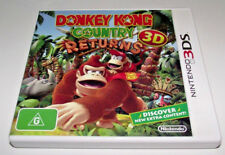 Donkey Kong Country Returns 3D Nintendo 3DS 2DS Game  *Complete*