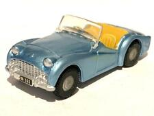 VINTAGE 402 SPOT ON TRIANG TRI ANG TOYS RESTORED TRIUMPH TR3 SPORTS 108 CAR