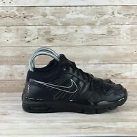 Nike TR 1 Mens Size 8 Black Silver Athletic Running Cross Training Shoes