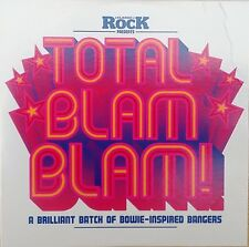 Classic Rock Magazine Total Blam Blam! CD (CD 2017) From Issue 236 David Bowie