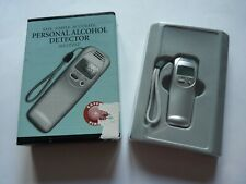 Restoration Hardware Personal Alcohol Detector Alcotest New Old Stock NOS