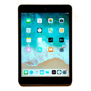 Apple iPad Mini 2 Wi-Fi | 16GB | Space Grey | A1489 | ME276B/A