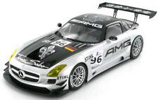MERCEDES BENZ SLS AMG GT 3 96 6 H Zuhai 2011 1 18 Minichamps