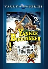 Yankee Buccaneer - DVD - 1952 - Jeff Chandler  Scott Brady  Suzan Ball