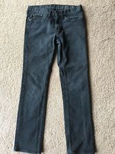 Bullhead Mens Boys Dillon Gray style skinny jeans 28x? See Measurements