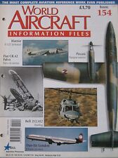 World Aircraft Information Files Issue 154