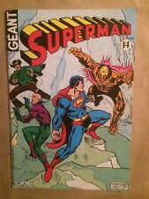 SUPERMAN GEANT (Sagedition) - T14 : septembre 1981