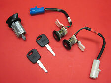 Igntion Lock Cylinder / Key Switch + Door Lock Set w/ 2 keys NEW OEM Ford