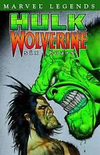 Incredible Hulk Legends Vol. 1 by Bruce Jones Scott Kolins The Biz! 2003 Tpb Oop