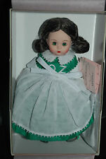 Emerald City Beautician 8' Madame Alexander Doll, New