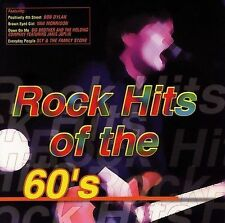 Rock Hits of the 60s CD
