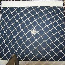 14' x 12'  WHITE DIAMOND NYLON NET GOLF BARRIER BACKSTOP NYLON NETTING  1""