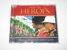 Music For Heroes (2-off CDs, New/Sealed)