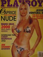 Playboy March 2000   Caprice Nicole Marie Lenz   #7443