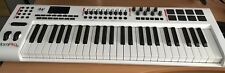 M-Audio Axiom Pro 49 USB MIDI Controller WHITE - EXCELLENT CONDITION