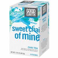 Chai Tea, Sweet Chai of Mine, 18 Tea Bags Vanilla 18 Ba