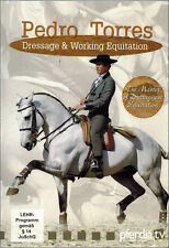 Pedro Torres -- Dressage & Working Equitation DVD - Brand new!