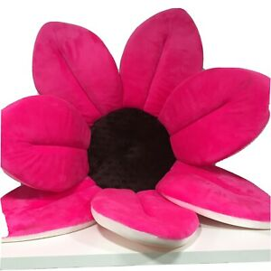 """Blooming Bath  Baby Bath Bright Pink Super soft cuddly BLOOMING 32"""" LOTUS FLOWER"""