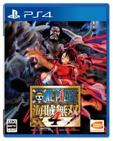 ONE PIECE Pirate Warriors 4 Sony Playstation PS4 From Japan F/S  Tracking NEW