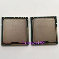 PAIR of 2Intel Xeon X5690 3,46 GHz 6-Core 12M Prozessor Sockel 1366 CPU