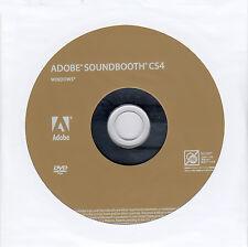 Adobe Soundbooth CS4 for Windows – (DVD & License)