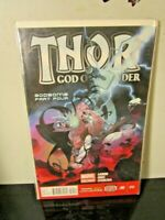 Thor God of Thunder #10 2013 MARVEL~BAGGED BOARDED~