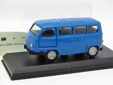 Duvi Résine 1/43 - Renault Estafette Vitrée Bleue