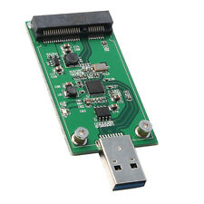 mSATA SSD To USB 3.0 Adapter Card Solid State Drive Reader Converter